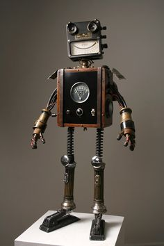 Robot of sorts