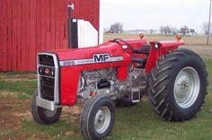 35 Best Massey Ferguson Images Tractors Old Tractors