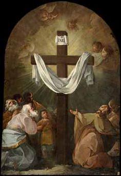 gw31aref Devotos a los pies de una cruz