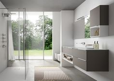 Find out the three brand new bath collection by Idea at Salone del Mobile in Milan