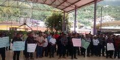 EL BOSQUE: COMUNIDADES, BARRIOS Y EJIDOS DENUNCIAN AL ALCALDE CORRUPTO