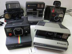 FC5-809LA ポラロイド等フィルムカメラ 5台セット ジャンク_画像1
