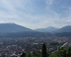 Blick vom Hafelekar #visitinnsbruck #visittyrol Innsbruck, Super, Austria, Mountains, Nature, Travel, Bathing, Tips, Naturaleza
