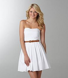 graduation dress maybe?