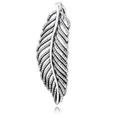 PANDORA | Feather Necklace Pendant