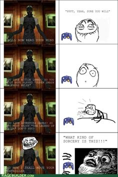 Good ole Metal Gear Solid :) one of my favorite parts!