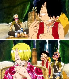 Hahaha one of the funniest scene I've ever seen One Piece Funny Moments, Blue Springs Ride, One Piece World, One Peace, Funny Scenes, Awesome Anime, Anime Shows, Beautiful Moments, Funny Faces