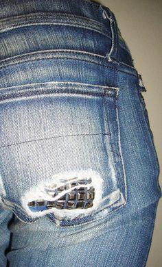 Rock & Republic~Stella Skinny Jeans in Rare Hind Wash- Sz 25 $45