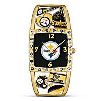 Prime Time Steelers Women's Watch