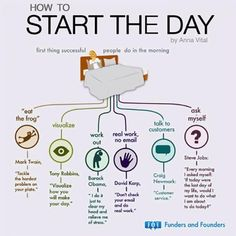 How to start the day #tips&tricks #lattoflex