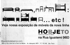 Hobjeto | Geraldo de Barros