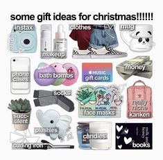 Super Ideas For Birthday Presents For Girls Teens Diy Fun Super Ideas for Birthday Gifts for Girls Teens Diy Fun Christmas Gifts For Teen Girls, Cool Gifts For Teens, Birthday Presents For Girls, Tween Girl Gifts, Best Christmas Gifts, Diy For Teens, Christmas List Ideas, Wishlist Christmas, Gifts For Teenage Girls