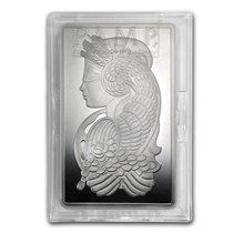 10 Oz Silver Bar Pamp Suisse Fortuna In Capsule W Assay Silver Bars Silver Bullion Ancient Coins