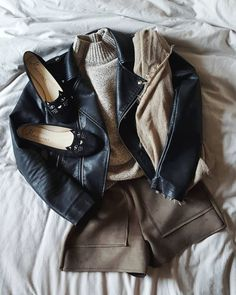 ootd, fashion, leather jacket, zara,shoes