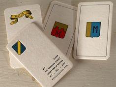 80+ Beautiful Letterpress Business Card Designs - DJDESIGNERLAB