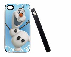 Amazon.com: Iphone 5C Case, Thin Flexible Rubber Case Frozen Lovely Olaf Design: Cell Phones & Accessories