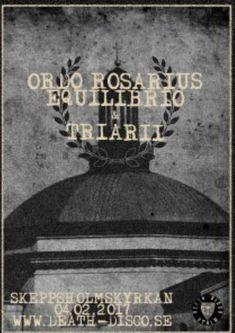rome neofolk tour