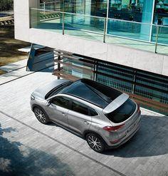 Cars Tuning Music: Hyundai Tucson 2016