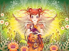 Catalina Estrada - Nature Fairy