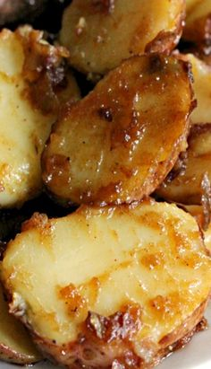 Caramel Potatoes