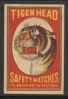safety matches graphic design - Google Search