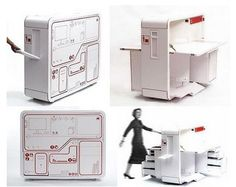 Is It A Multifunctional??? Absolutely, New Style.