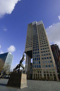 Rotterdam / beeld: De verwoeste stad