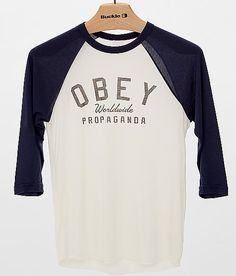 OBEY Worldwide T-Shirt at Buckle.com