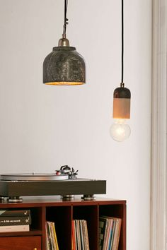 Marble Pendant Light - Urban Outfitters