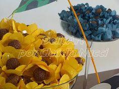 DelicArt - Forminhas e Embalagens Especiais.: Festa infantil