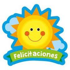 diploma de felicitaciones has hecho excelente trabajo para niños - BúsquedadeGoogle Funny Emoji, Stickers Online, Spanish Lessons, Kids Corner, Worksheets For Kids, Emoticon, Birthday Quotes, Preschool Activities, Kindergarten