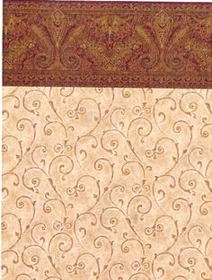 Dollhouse Wallpaper     Model: IB 639A     Manufactured by: Itsy Bitsy