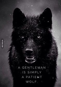 A gentleman - 9GAG