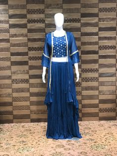 Three pieces plazo stylish wear Celebrate every Festival with our Big FESTIVAL SALE ♦️Shop at FESTIVAL LALGATE SURAT ♦️ Upto 20% to 50% OFF on New arrivals ♦️Lehanga choli , Gowns , Sarees ♦️Dm us for product inquiry or to shop on video calling ♦️Follow us @festival.india . . . . . #Festival #Festivalindia #indianclothing #handwork #bollywoodstyle #occasionwear #indiantradition #tradionalwear #bridalcouture #indianbride #threadwork #silk #indowestern #festive #festiveseason #pla Thread Work, Occasion Wear, Bollywood Fashion, Indian Outfits, Saree, Gowns, Silk, Stylish, Celebrities