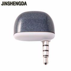 JINSHENGDA Pilot Uniwersalny 3.5mm Klimatyzator/TV/DVD/STB Pilot Na PODCZERWIEŃ Dla iPhone Android