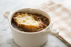 french onion soup classic simple french onion soup recipe with beef ...