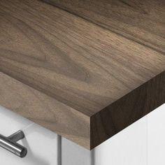 Wilsonart Knotty Walnut Laminate Worktop 3000x600x50mm