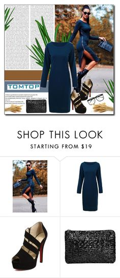 """""""TOMTOP+# 3"""" by janee-oss ❤ liked on Polyvore featuring Oris"""