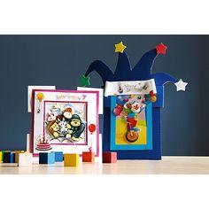 Kartki na urodziny DIY. http://www.mojebambino.pl/promocje/10249-kuferek-urodzinowy.html