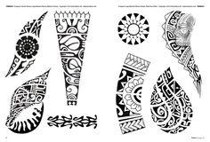 Leg Tattoos, Arm Band Tattoo, Tribal Tattoos, Tattoos For Guys, Sleeve Tattoos, Tattoo Designs Foot, Polynesian Tattoo Designs, Tattoo Sketches, Tattoo Drawings