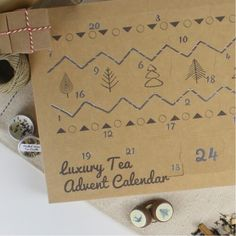 90 best unique creative advent calendars unusual. Black Bedroom Furniture Sets. Home Design Ideas