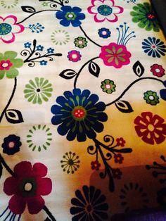 Mi nueva alfombra