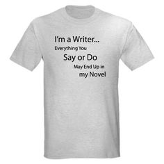 might buy a T-shirt for this year's NaNoWriMo