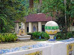 Antiga Cavalariça - Museu do Açúde - Castro Maia - Alto da Boa Vista - Floresta da Tijuca - Mansão - Rio de Janeiro - Brasil