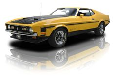 1971 Ford Mustang Boss 351 1972 Mustang Mach 1, Ford Mustang Boss, Ford Mustang For Sale, Mustang Cars, Ford Gt, Ford Mustangs, Mustang Fastback, Shelby Gt500, Us Cars
