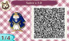 Saber | QRCrossing.com