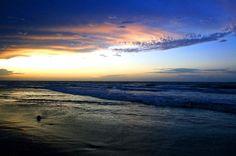 Praia Calhau, São Luís, Maranhão.