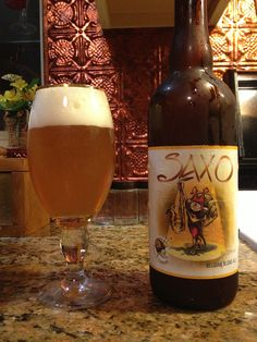 Saxo by Brasserie Caracole; Falmignoul, Belgium. Housed in a building from the 18th century, this brewery focuses on producing four traditionally made Belgian beers: Caracole, La Troublette, La Saxo and La Nostradamus. The company also brews custom-made beers, which can be affixed with a personalized label. Tours of the brewery, including a tasting, can be arranged by appointment.  For more information, visit www.brasserie-caracole.be (in French) or call 011 32 082 74 40 80.