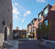 New Boarding Accommodation at The King's School / Walters & Cohen
