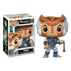 This is the Thundercats Specialty Series POP Tygra Vinyl Figure that's produced by Funko. It's awesome! Recommended Age: Condition: Brand New and Sealed Dimensions: X 1 Funko Thundercats Specialty Series POP Tygra Vinyl Figure Pop Vinyl Figures, Funko Pop Figures, Figurines D'action, Figurine Pop, Madrid Barcelona, Hulk, Otaku, Pop Television, Pop Dolls